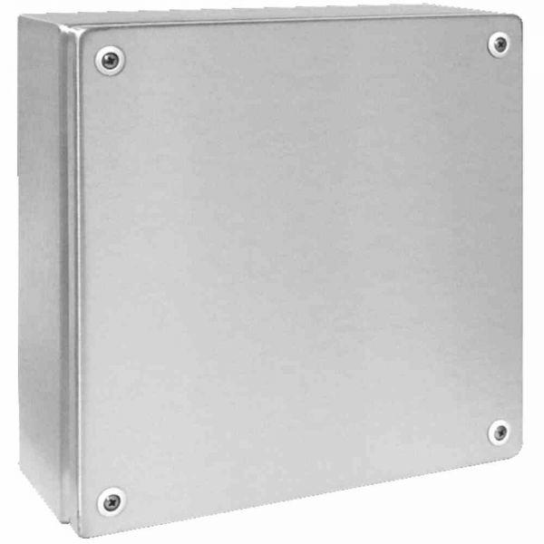 Klemmenkasten VA 300x300x120mm AP IP66