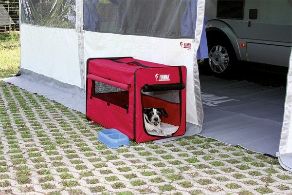 Fiamma Klappbare Hundehütte Carry Dog
