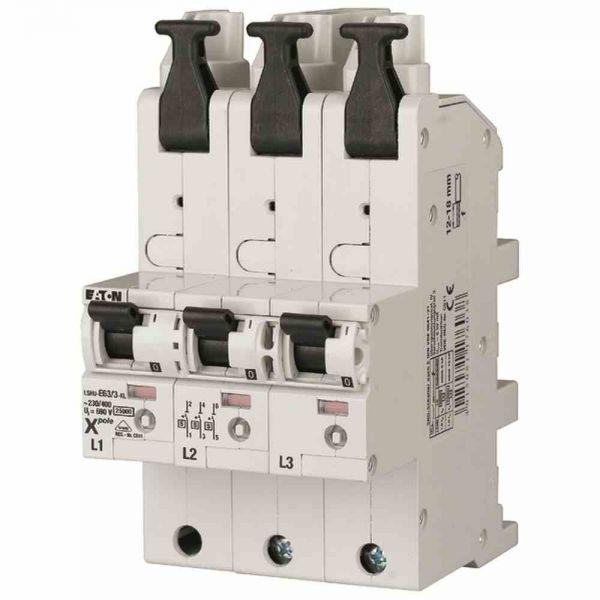 SLS-Schalter E 3p Sammelschien 40A 230V