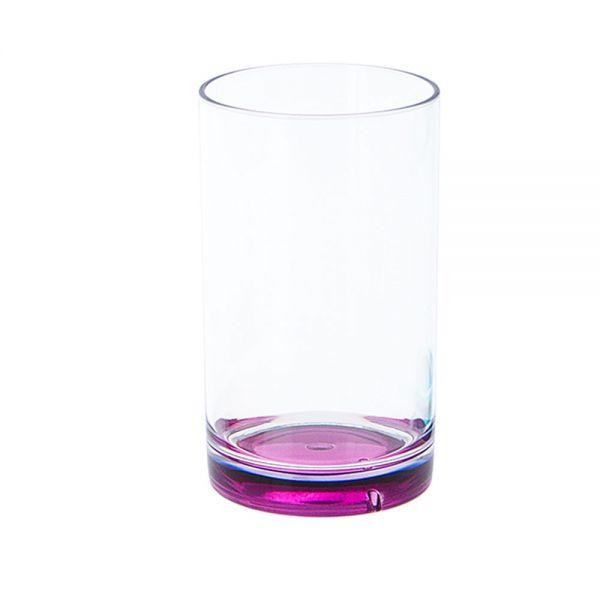 Gimex Trinkglas 350 ml brombeer