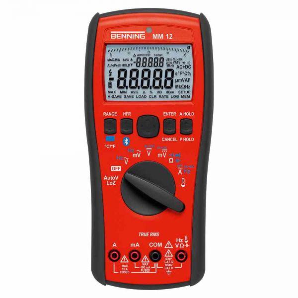 Multimeter graphisch 1000VAC/0,01mV