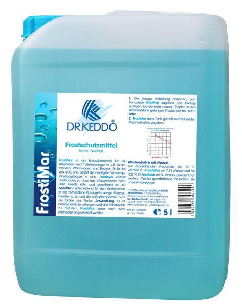 Frostschutzmittel Frostimar 5 l Dr. Keddo