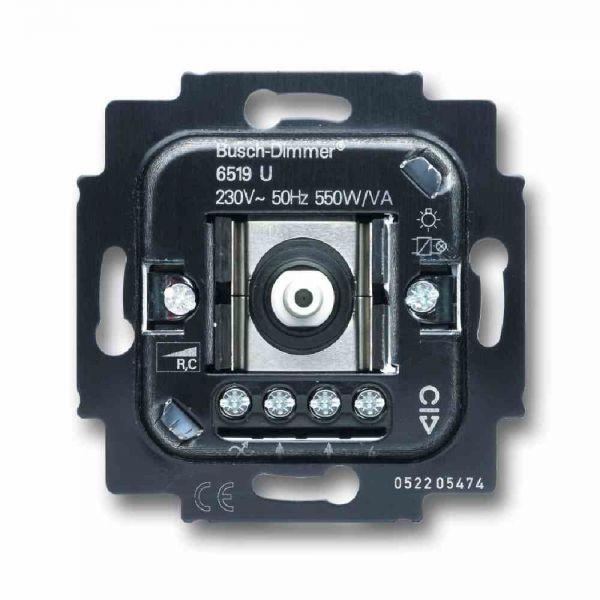 Dimmer Dreh/Druckkn 440-550W kapaz UP