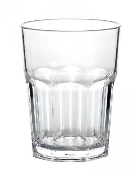 Caipi-Latte Glas Gimex 2-er-Set klar