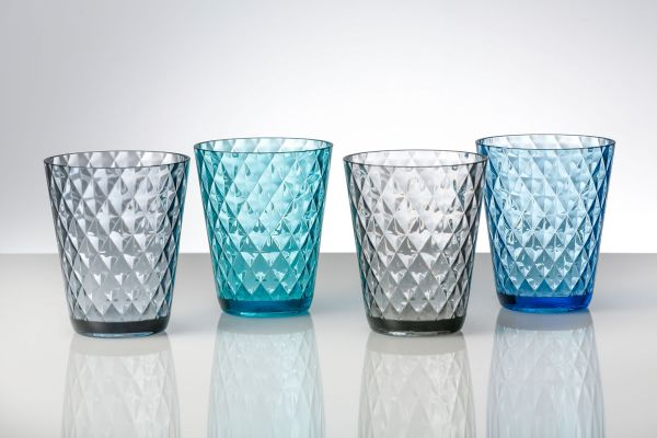 Trinkglas Brunner Set Diamond