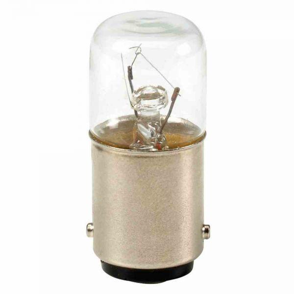 Kleinlampe 6,5W BA15d Kleinlampe 230V Röhre