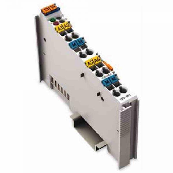Analoges I/O-Modul DC Serie 750 24V Eing.Strom