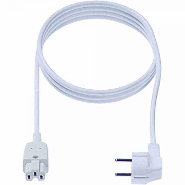 Netzanschlussleitung 2m 3x1qmm PVC sw