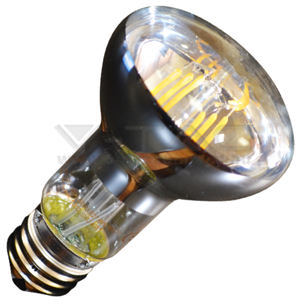 LED Leuchtmittel E27 6W Filament R63 2700 K 400 Lumen 4311