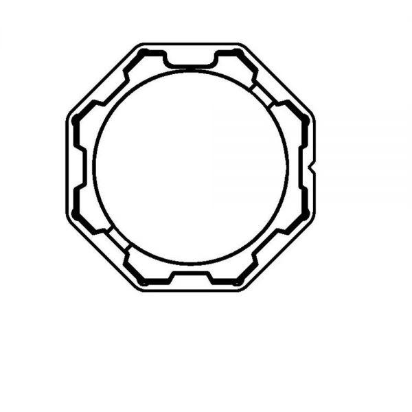 Adapter SW50/45 im Polybeutel